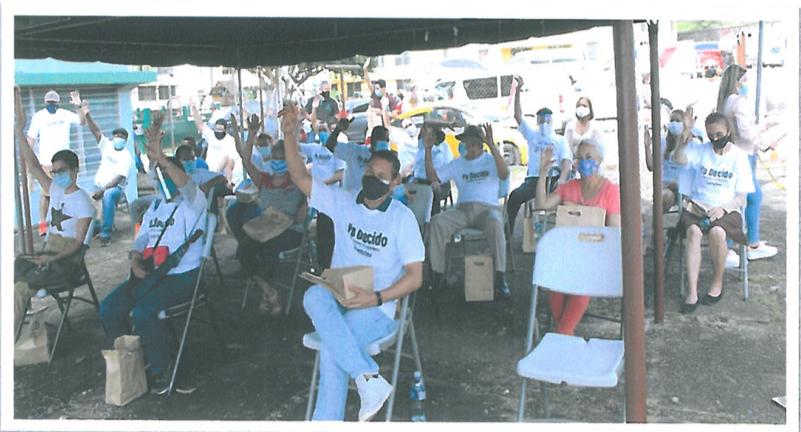 Consulta Ciudadana Santa Ana #041